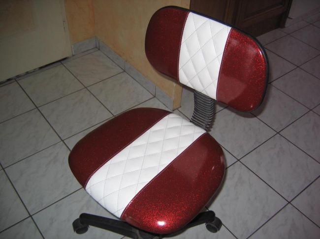 fauteuil de bureau style racing